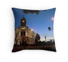Ponsonby Post Office 2009 Throw Pillow