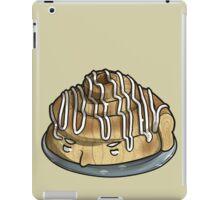 sweet dreams are made of this (mycroft cinnamon bun) iPad Case/Skin