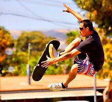 Eighth St Skate Park ~ 2 by PjSPhotography