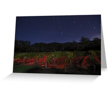 Midnight in the Garden of Good and Evil Greeting Card