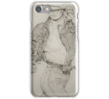 Eight Seconds iPhone Case/Skin
