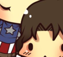 Stucky Smooch Sticker