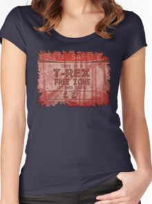 Site Safety Women's Fitted Scoop T-Shirt