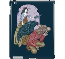 Love Gives Us Wings iPad Case/Skin