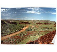 The Pilbara Poster