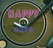 """Happy Days""  by Bradley Shawn  Rabon"