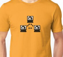 Networking Solution Unisex T-Shirt