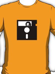 3.5 Inch Floppy T-Shirt