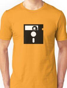 3.5 Inch Floppy Unisex T-Shirt