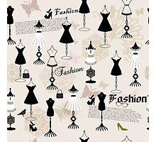 Mannequins fashion  Photographic Print