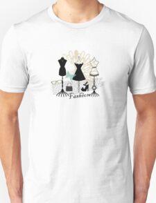 Mannequins fashion  Unisex T-Shirt