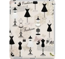 Mannequins fashion  iPad Case/Skin