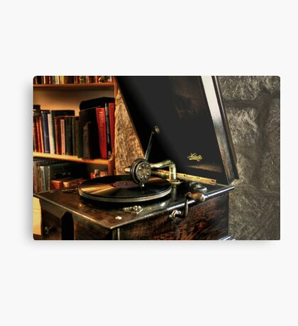 """""""The Sound of Music"""" Metal Print"""