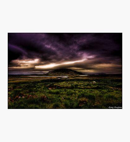 Icelandic Fantasy Photographic Print