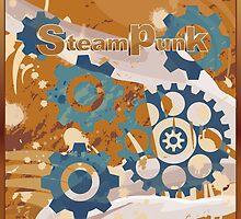 steampunk  by torishaa