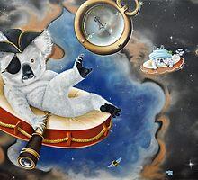 Bearings In Space by Melanie Pople