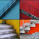 Stairs by TalBright