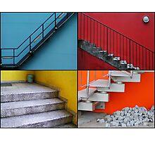 Stairs Photographic Print