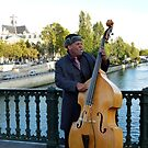 Jazz on the bridge by Stephanie Stengel | stelonature photography