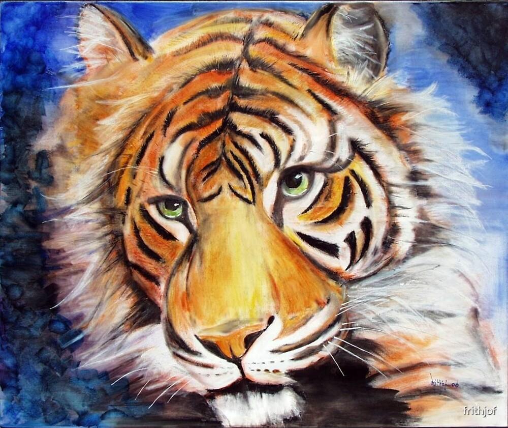 Tiger-eyes by frithjof