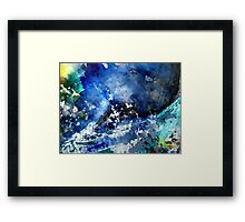 Rough and Ready Framed Print
