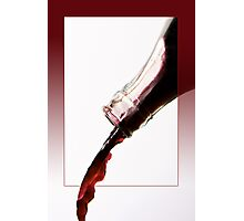 Uncorked Photographic Print