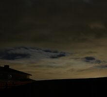 Cloudy Night by Joan Wild