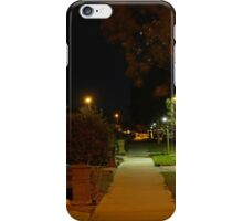 Footpath iPhone Case/Skin