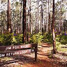 Diamond Tree Forest by georgieboy98