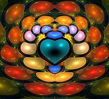 Jellybean Heart by wolfepaw