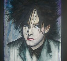 Robert Smith by essenn