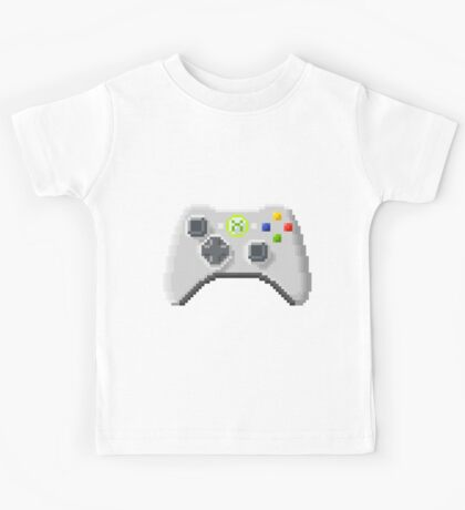 8Bit Xbox Controller Kids Tee