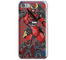 Pierce the Heavens (Red Version) iPhone Case/Skin