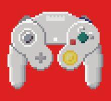 8Bit GameCube Controller One Piece - Short Sleeve