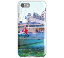 katamaran Vitalia II iPhone Case/Skin