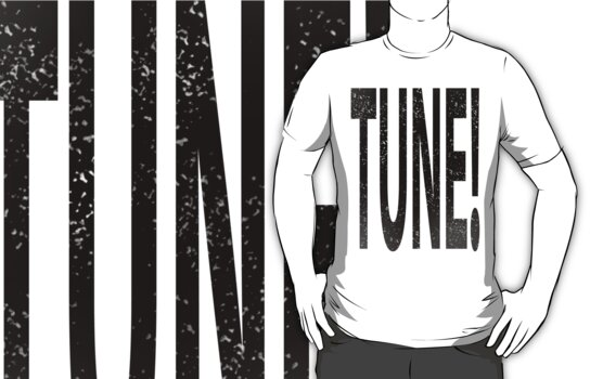 Tune! (large) by Mainroom