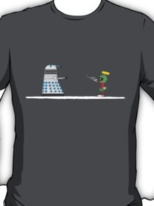 To Exterminate or Disintegrate T-Shirt