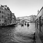 Ponte di Rialto  Venice by maddie5