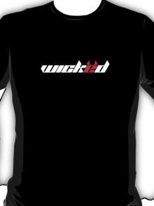 wicked blanc T-Shirt