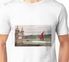 the last race in Lisbon Unisex T-Shirt