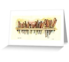 Tools of a Master Greeting Card