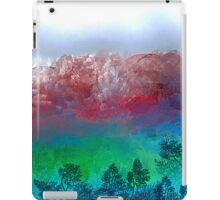 White Tree Hill iPad Case/Skin