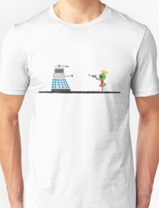 To Exterminate or Disintegrate 2 Unisex T-Shirt