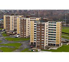Leeds - A Utopia Photographic Print
