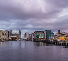 Queen Elizabeth Panorama by Paul Madden
