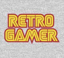 Retro Gamer One Piece - Short Sleeve