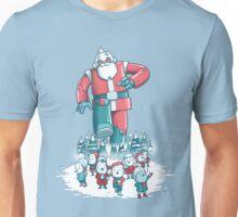 Robo Santa Unisex T-Shirt