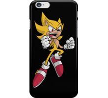 Super Sonic Coloured iPhone Case/Skin