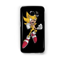 Super Sonic Coloured Samsung Galaxy Case/Skin