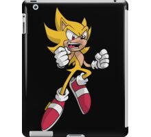 Super Sonic Coloured iPad Case/Skin